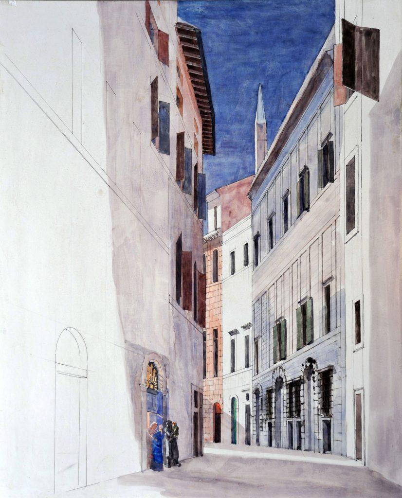 Giancarlo Micheli - Il Tributo