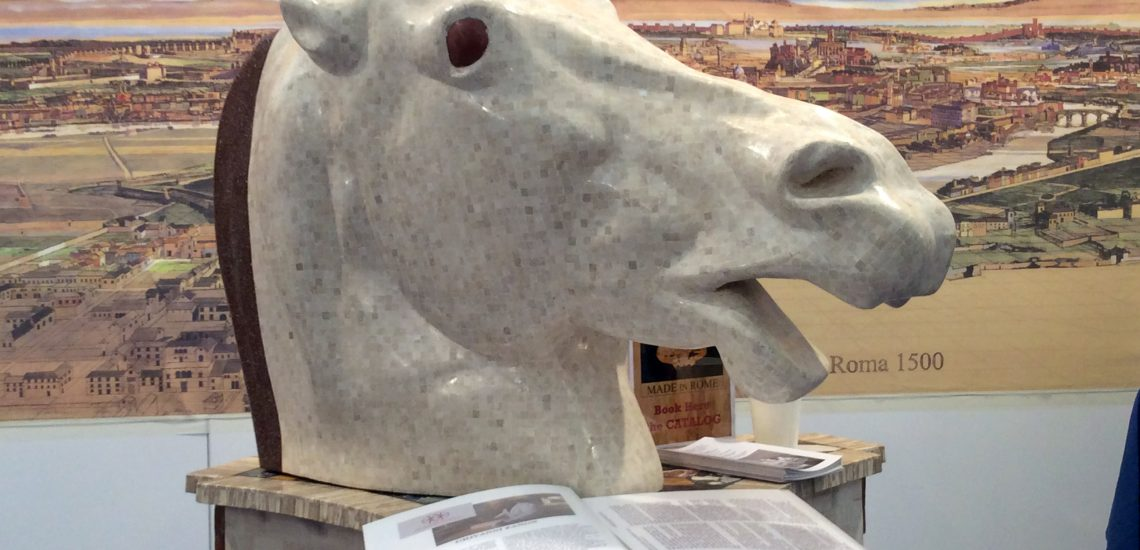 Il Cavallo di Fidia del Maestro Giovanni Zanon